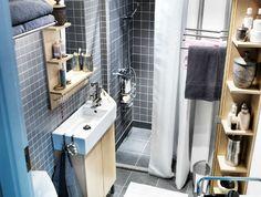 Ikea arredobagno ~ Mobile per lavabo con ganci portasapone e portaoggetti idee per