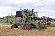 De Courcey Vintage Club Claas 100 Claas Matador Standard Combine Harvester | by Shane Casey CK25