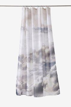 Duschdraperi av polyester med dekorativt fototryck. Stl 180x200 cm. 8972adca82c08