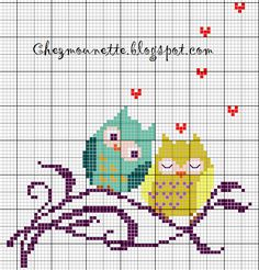 no count cross stitch kits Cross Stitch Owl, Free Cross Stitch Charts, Cross Stitch Needles, Cross Stitch Alphabet, Cross Stitch Animals, Cross Stitching, Cross Stitch Embroidery, Hand Embroidery, Modern Cross Stitch Patterns