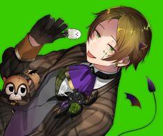 Vocaloid, Anime Halloween, Black Butler Anime, Billdip, Cute Japanese, Real People, Webtoon, Art Pictures, Kawaii Anime