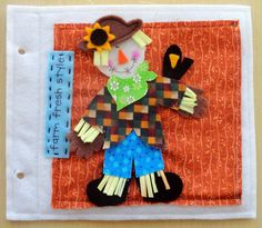 dress the scarecrow
