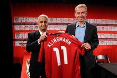 US Men's Soccer Team Introduce Jurgen Klinsmann As Head Coach 1 Aug 2011