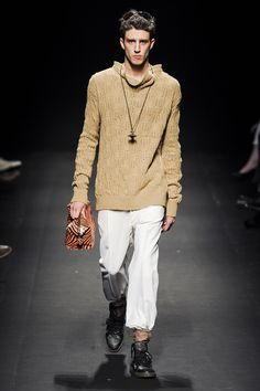 Vivienne Westwood Fall 2013 Menswear Collection Slideshow on Style.com
