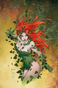 POISON IVY by Michael Turner