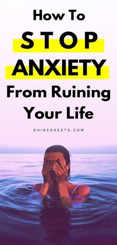 How To Stop Anxiety From Ruining Your Life – ShineSheets Anxiety Tips, Anxiety Relief, Social Anxiety, Self Development, Personal Development, Cold Home Remedies, Losing Weight Fast, Pregnancy, Psychology