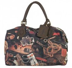 Barbour table top Travel Explorer bag. Smyths Country Sports.