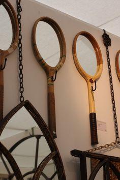 Sports Memorabilia in Home Decor