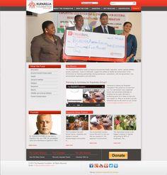 The Ruparelia Foundation | Website - www.rupareliafoundation.com