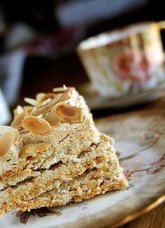 Sans Rival (aka Ellen Svinhufvud Cake in Finland) by deinin, via Flickr