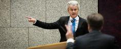 Hollandalı ırkçı lidere Avusturyada soruşturma
