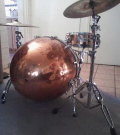 unusual drum sets - Google Search