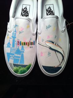 2fd808aab9 32 Best Food Hand Painted Shoe Ideas images