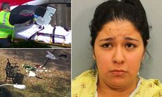 Pictured:+Mom,+23,+arrested+for+stabbing+and+'mutilating'+son,+4+#DailyMail