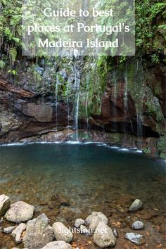 Best Instagram Photo Spots MADEIRA ISLAND