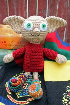 Dobby has no master, Dobby is a free elf! And he makes a lovely friend who's loyal to the end, and that is why we love him.