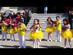23 nisan gösterisi BUM BUM BOLE dansı - YouTube