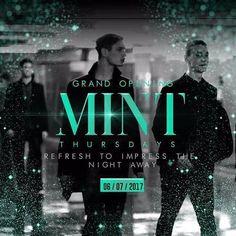 Este jueves #MINTthursdays #CDMX @jorgerobeerto en covers...
