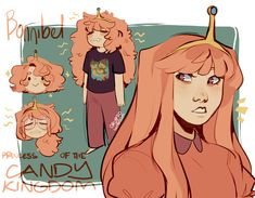 Cartoon Drawing Ideas Black t shirt looks like me Marceline And Bubblegum, Bubbline, Cute Art Styles, Dibujos Cute, Adventure Time Art, Animation, Wow Art, Anime Kawaii, Smash Book