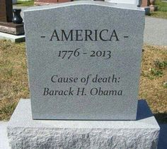 This is happening little by little as he chips away at the very foundation of our nation (mkc via Terri Peterson).