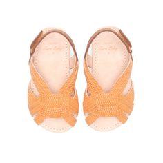 Vintage sandal - Shoes - Baby girl - Kids - ZARA United States