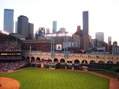 Downtown Houston Texas!