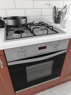 ART50219 Oven And Hob, Put Together, Kitchen Appliances, Baking, Home, Diy Kitchen Appliances, Home Appliances, Bakken, Ad Home