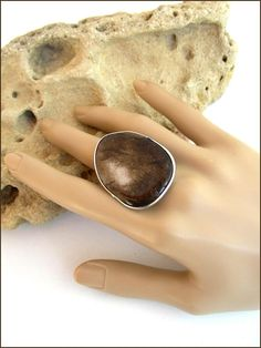 African Agate stone woman adjustable ring Bague femme Adjustable Ring, Agate Stone, Gemstone Rings, Silver Rings, African, Gemstones, Woman, Etsy, Ring