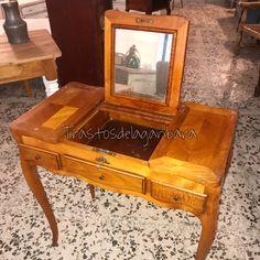 Tocador. Venta y Alquiler.       #workshop #vintageshop #muebles #decoracion #trastosdelaganbara #pasaia