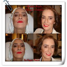 Make pele madura....casamento!!! By Kezzia Amaral Make Up