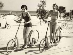 beautiful women on bicycles - Google Search