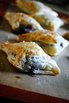 fat girl trapped in a skinny body: Homemade Nutella and Nutella Turnovers