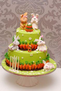 Torte Ostern Cupcakesmanufaktur