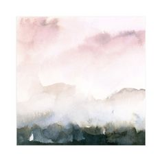"""""""Wake II"""" - Art Print by Lindsay Megahed in beautiful frame options and a variety of sizes."""