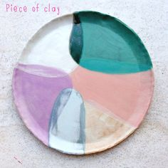 Piece of clay