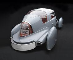 Tasco Prototype by Gordon Buehrig (1948) - Photo: Peter Harholdt