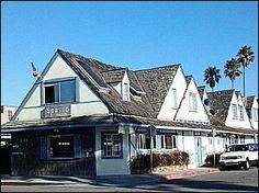 Spasso's Italian Restaurant, Seaward Ave by the beach, where I had brunch on Sunday September 22, 2013.