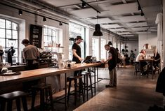 Copenhagen: The Coffee Collective Kinfolk