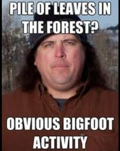 "Bobo from ""Finding Bigfoot"" on Animal Planet - if he'd been around when the Patterson film was shot, that squatch would've turned around and stopped to listen to his squatch holler Bigfoot Hunter, Bigfoot Sasquatch, Bigfoot Pictures, Funny Pictures, Finding Bigfoot, Bigfoot Sightings, Funny Memes, Hilarious, Cryptozoology"
