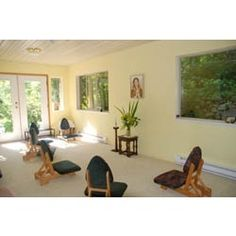 Meditation Room Painting Services