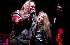 #Mathias Nygard #Masha Scream #Arkona #Turisas