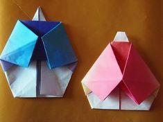 Diy And Crafts, Paper Crafts, Origami Paper, Japan, Homemade, Tableware, Youtube, Samurai, Decoration