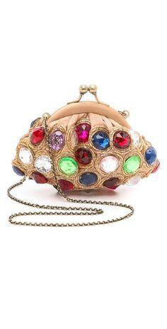 Santi Jeweled Clutch | SHOPBOP