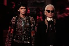 Chanel Paris-Édimbourg 2012/13 Show | Trendland: Fashion Blog & Trend Magazine