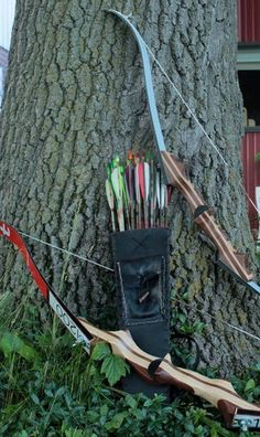 Make a Takedown Bow From Skis! : 13 Steps (with Pictures) - Instructables Recurve Bow Hunting, Recurve Bows, Bow And Arrow Diy, Homemade Bows, Archery Equipment, Cross Country Skiing, Katniss Everdeen, Legolas, How To Make Bows