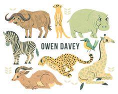 Gift in a Gift - Owen Davey Illustration