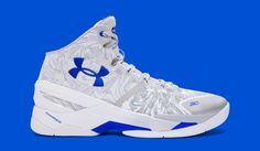 """""""Waves"""" Under Armour Curry 2 
