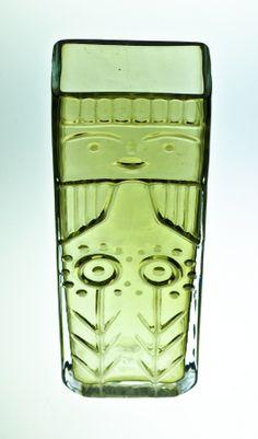Flygsfors - 1960's vase