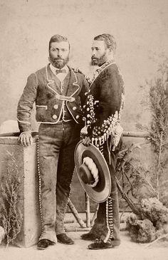 Rancheros 1860s