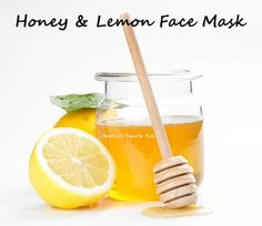 Barbie's Beauty Bits: Shrink your pores with a lemon and honey face mask